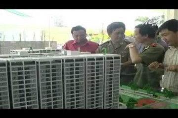 Tập đoàn Phú Cường khởi động dự án Chung cư Bộ Công an