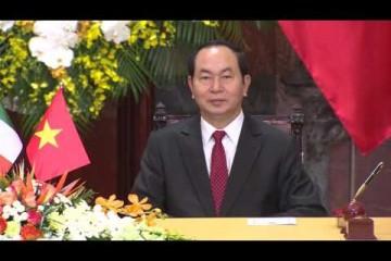 Lễ ký kết thỏa thuận hợp tác dự án Điện gió Sóc Trăng giữa Phú Cường và Mainstream Renewable Power